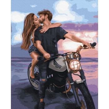 Адреналин любви 40*50