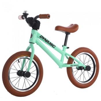 Беговел детский, регулируется руль и сиденье BALANCE TILLY 14 Dynamic T-212519 Green, цвет зеленый