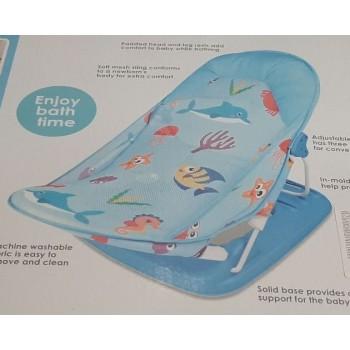 Горка-лежак для купания i-Baby 68136 Синяя