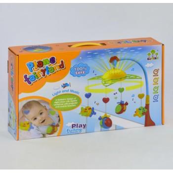 Детский мобиль с ночником-проектором