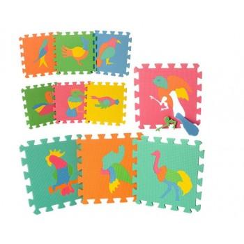 Детский развивающий коврик мозаика