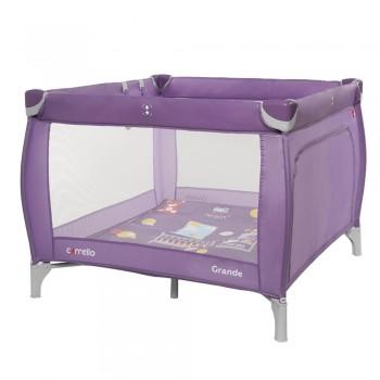 Детский манеж CARRELLO Grande CRL-9204/1 Orchid Purple для играющего малыша