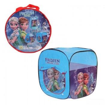 Детская игровая палатка Frozen 8008 FZ-B, 72х72х92 см