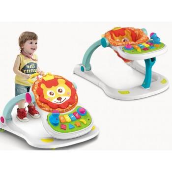 Детская каталка-ходунки игровой центр
