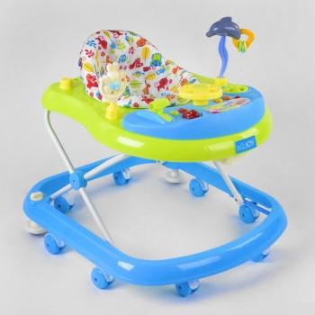 Детская каталка-ходунки игровой центр для ребенка TS-06122