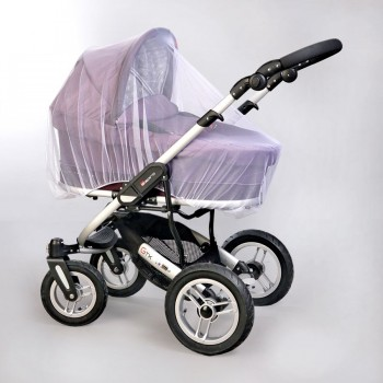 Москитная сетка на коляску универсальная Baby Breeze 0312 (3 цвета)