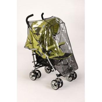 Дождевик на прогулочную коляску универсальный Baby Breeze 0317