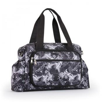 Многофункциональная сумка органайзер Baby Breeze 0348 для коляски универсальная