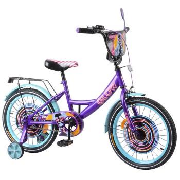 Детский двухколёсный велосипед 18