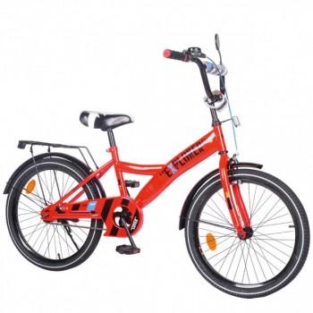 Двухколесный велосипед для ребенка EXPLORER, 20