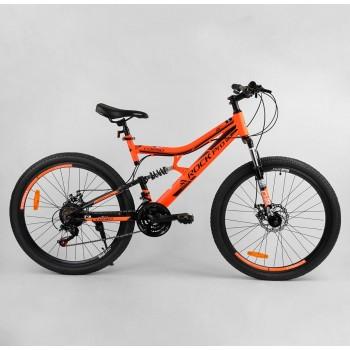 Спортивный велосипед для взрослых с колесами 26