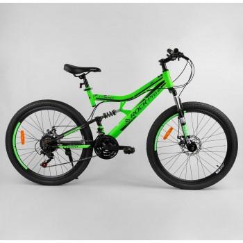 Велосипед двухколесный для подростков и взрослых, колеса 26
