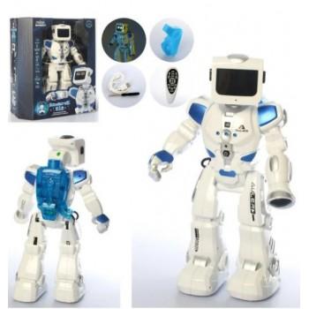 Детский боевой робот на радиоуправлении UKA-A 0105