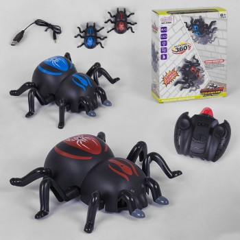Детский интерактивный паук