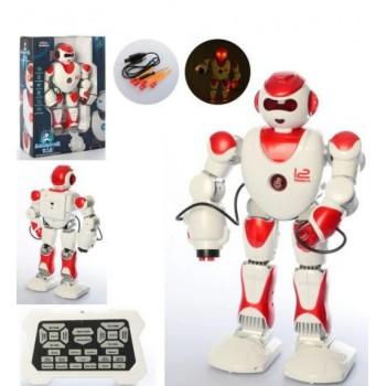 Боевой робот на радиоуправлении для мальчика UKA-A 0104-2