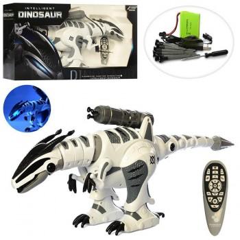 Робот Динозавр интерактивный на радиоуправлении M 5474 (K9) 66 см, USB зарядка