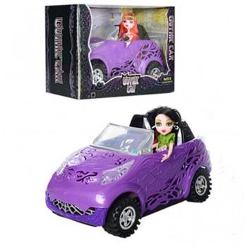 Детская машинка с куклой