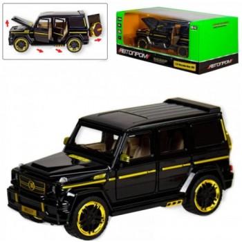 Авто-модель металлическая