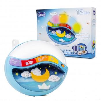Детский музыкальный ночник 999-108B со звуковыми и световыми эффектами
