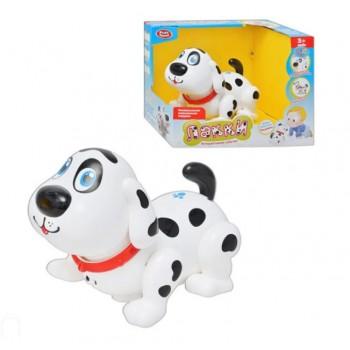 Детская музыкальная интерактивная игрушка «Собачка Лакки