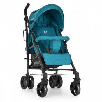 Детская прогулочная коляска, механизм складывания