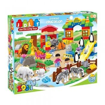 Детский игровой конструктор для ребенка JDLT