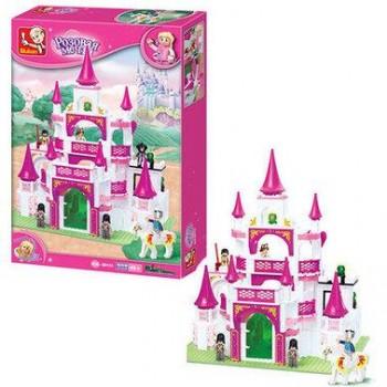 Детский игрушечный конструктор для девочки Sluban M38-B0151