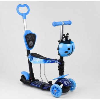 Детский самокат 5 в 1 Best Scooter