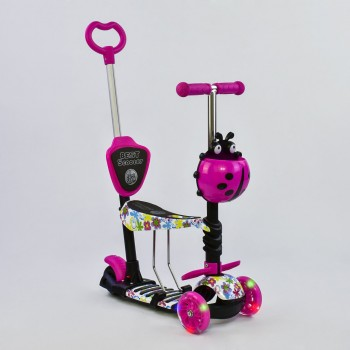 Детский самокат Best Scooter 5 в 1