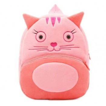 Детский рюкзак BG8019 плюшевый (Котик)