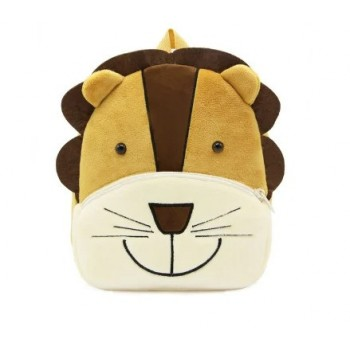 Детский рюкзак BG8019 плюшевый (Лев)