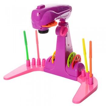 Детский проектор для рисования YM133-134 с фломастерами (Розовый)