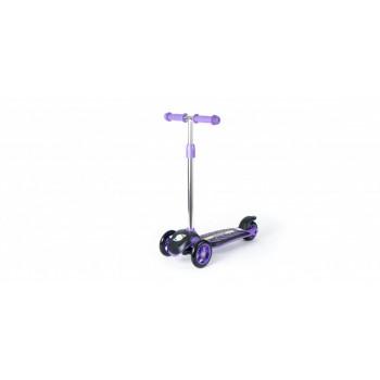 Детский самокат ORION трёхколесный (Фиолетовый)