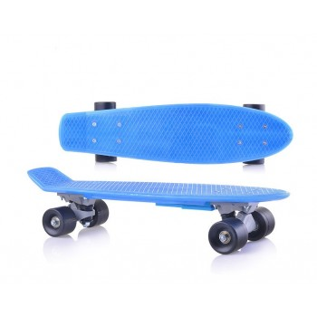 Детский скейт 0151/1 голубой