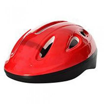 Детский шлем для катания на велосипеде MS 0013-1 с вентиляцией (Красный)