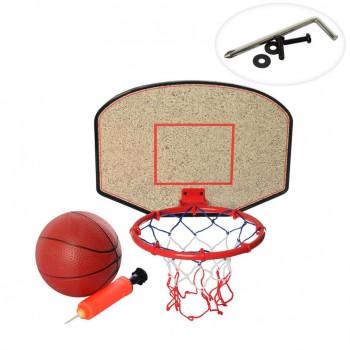 Баскетбольное кольцо MR 0090 кольцо 25 см (Серый)