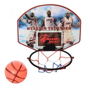 Баскетбольное кольцо M 5437-1/2 кольцо 17 см (Weather The Storm)