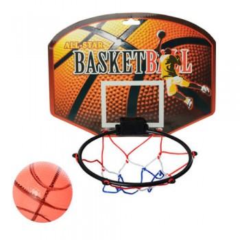Баскетбольное кольцо M 5437-1/2 кольцо 17 см (Basketball)