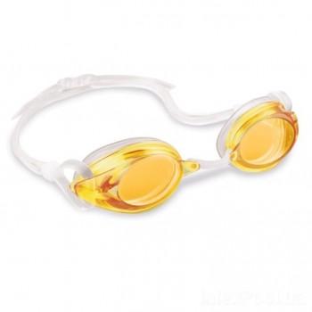 Детские очки для плавания Intex 55684, размер L (Оранжевый)