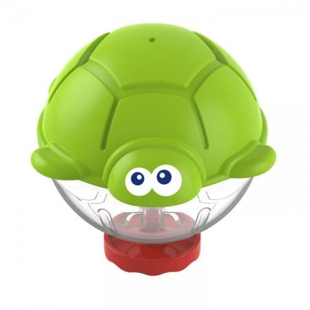 Игрушка для ванной черепаха Huanger HE0278-9 (Зеленый)