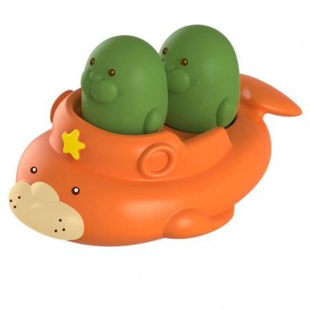 Набор для ванной  Huanger HE0287 фигруки животных  (Моржы)