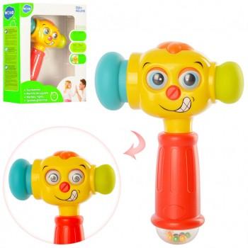 Детский игрушечный Молоточек 3115 обучающий