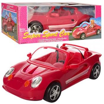 Игрушечная машинкадлякуклы типа Барби 22010со светом фар