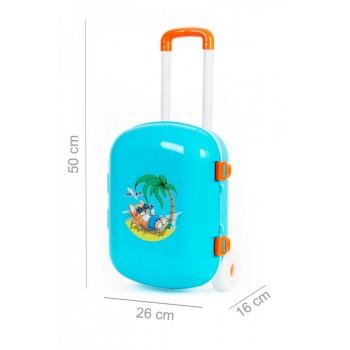 Игрушечный чемодан 6108TXK для игрушек