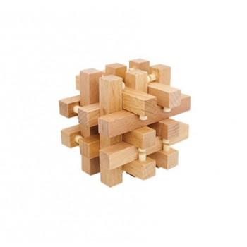 Головоломка MD 2056 деревянная (Восемнадцать архатов)
