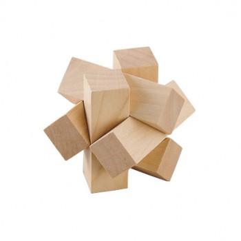 Головоломка MD 2056 деревянная (Дикий узел)
