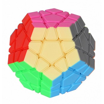 Кубик Рубика Мегаминкс Колор YJ8310 быстрый
