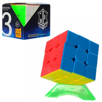 Кубик Рубика 379001-A на подставке