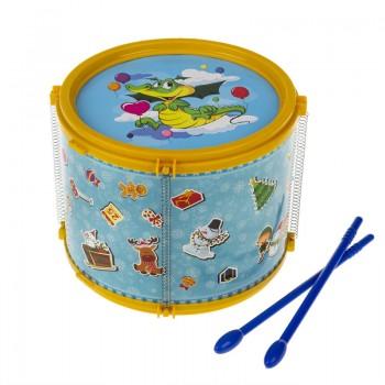 Барабан детский Colorplast 1-004 От 3-х лет