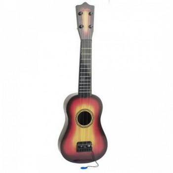 Гитара игрушечная 898-17-18, 4 струны (898-17-1)